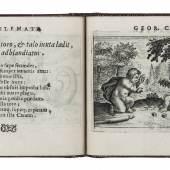 Liebes-Embleme - Camerarius, Giorgius. Emblemata amatoria(Asher Rare Books 12.500 CHF)
