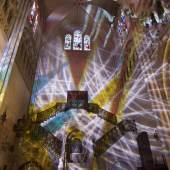 VICTORIA COELN CHROMOTOPIA SANTA MARIA Catedral de Burgos, ES 2016 © Victoria Coeln | Atelier Coeln AT 2016