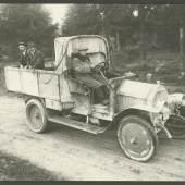 Auf dem Weg zum Alpl, Fotograf: Franz Joseph Böhm, 1910, Universalmuseum Joanneum/Multimediale Sammlungen