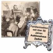 Unternehmenslogo Auktionshaus Lion Zadick