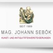 Logo Auktionshaus Mag. Johann Sebök (c) seboek-auktionen.de