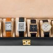 Sammlung Luxusuhren