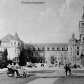 Unternehmenslogo Bayerische Nationalmuseum