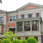 SCHOTT Villa Außenansicht (c) schott.com