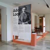 Ausstellungansicht Adolf Loos © SKB