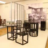 Ausstellungansicht Josef Hoffmann © SKB