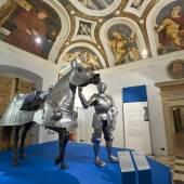 Ausstellungsansicht  Castello del Buonconsiglio Foto: UMJ / N. Lackner