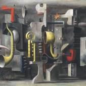 Wolfgang Lettl - Phon (1968), 87x160 cm