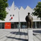 Unternehmenslogo Karikaturmuseum Krems