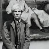 Andy Warhol Frankfurt/Main 1981 © VG Bild-Kunst, Bonn 2011