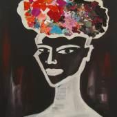 Elvira Bach | Schönste Gedanken | 80 x 100 cm | 2016 | Acryl auf Leinwand