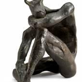 Bahman Mohasses, Minotauro Seduto (Sitting Minotaur), 1972 (est. £20,000-30,000)