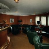 Bar in der Cap San Diego, 1962 Foto: Hamburg Süd-Archiv