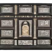 Barock-Kabinett, Italien, 17. Jahrhundert.