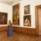 544 Meisterwerke neu entdecken Sammlungsbereich Barock und frühes 19. Jahrhundert  Porträtkunst
