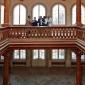 Blick ins Innere von Schloss Altdöbern © Deutsche Stiftung Denkmalschutz