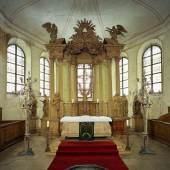 Innenraum der Kirche St. Marien auf dem Berge in Boitzenburger Land © Marie-Luise Preiss/Deutsche Stiftung Denkmalschutz