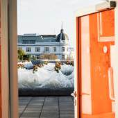 VIENNA DESIGN GARDEN | bellaflora / VIENNA DESIGN WEEK / Auböck + Kárász Landscape Architects (c) VIENNA DESIGN WEEK / Kollektiv Fischka