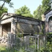 Mausoleum Wiesenack auf dem Sophienkirchhof in Berlin-Mitte © Deutsche Stiftung Denkmalschutz/Schabe