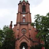 Gethsemanekirche in Prenzlauer Berg © Joachim Liebe