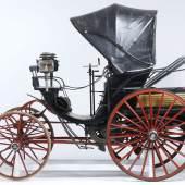 Motorwagen Victoria Vis-à-Vis, 1893