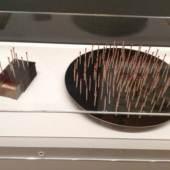 Bernard Aubertin ZERO Ausstellung im Martin Gropius Bau in Berlin