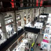 Impressionen BERLINER LISTE 2013 fair for contemporary art