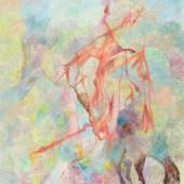 Bernard Schultze Perlmutt-Migoff | 2001 | Öl auf Leinwand | 140 x 120 cm