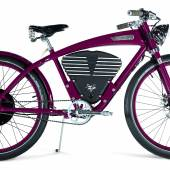 Bespoke  Huntsman  electric  bike  crafted  by  Vintage  Electric