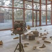 Ausstellungsansicht Joseph Beuys - Denken. Handeln. Vermitteln.  Foto: Johannes Stoll /