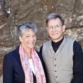 Karin (*1960, KSF) und Bertram (*1959, BSF) Schmidt-Friderichs © Bjørn Fehl Photography