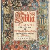 Bibl german lat1565