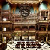 Biblioteca Real Gabinete de Leitura Rio de Janeiro 2012 180 x 225 cm © Massimo Listri
