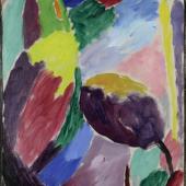 Alexej von Jawlensky Große Variation:  Nach dem Frühlingsregen, Nr. 3 Salis & Vertes