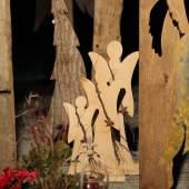 Dekoratives und Nützliches für den Advent. Foto LWL