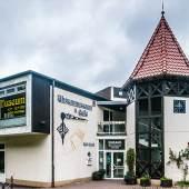 Aussenansicht Uhrenmuseum Badgrund (c) uhrenmuseum-badgrund.de