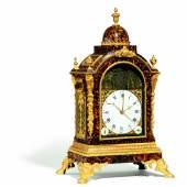 Bedeutende Bracket Clock mit Spielwerk und Figurenautomat England Um 1780 Coleman Ergebnis: 33.540 Euro