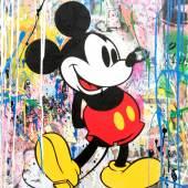 Mr. Brainwash Mickey