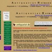 Unternehmenslogo Antiquariat Hermann Bresinsky