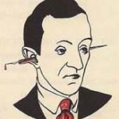 Briefmarke: Hermann-Harry-Schmitz (c) hermannharryschmitz.de