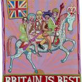 Grayson Perry, R.A. BRITAIN IS BEST Estimate   40,000 — 60,000  GBP  LOT SOLD. 48,750 GBP