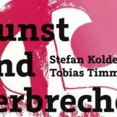 """Buchpremiere """"Kunst und Verbrechen"""""""