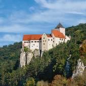 Burg Prunn, Riedenburg  Foto: Konrad Rainer © Bayerische Schlösserverwaltung www