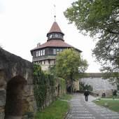 Burgstaffel in Esslingen © Dr. Eckhard Wegner/Deutsche Stiftung Denkmalschutz