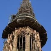 Freiburger Münster, Turmhelm © Roland Rossner/Deutsche Stiftung Denkmalschutz