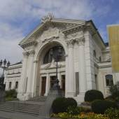Kulisse im Konzerthaus in Ravensburg © Deutsche Stiftung Denkmalschutz/Linge