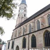 Stadtpfarrkirche St. Johannes in Dingolfing © Deutsche Stiftung Denkmalschutz/Schabe