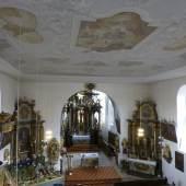 Innenraum der Kirche Unsere Liebe Frau in Dormitz © Deutsche Stiftung Denkmalschutz/Schabe
