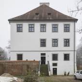 Außenansicht von Schloss Fraunberg * Foto: Deutsche Stiftung Denkmalschutz/Schabe