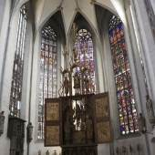 Altarraum der Pfarrkirche St. Maria Magdalena © Deutsche Stiftung Denkmalschutz/Schabe